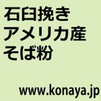 【業務用】石臼挽き アメリカ産 そば粉 業務用紙袋 10kg 限定品