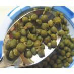 青実山椒の佃煮 100g 通常は50g×2にわかれてますがあるイベントに使う分が余ってしまいました100g1袋にはいっています