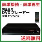 ショッピングDVD DVDプレーヤー CPRM対応 再生専用 ADV-02【送料無料】