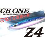 CB ONE(シービーワン) Z4(ゼットフォー)130g#FLナチュラルブルーピンクベリー219