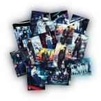 GOT7 【POPUP STORE LIMITED GOODS 】ポストカード1種選択 POST CARD GOT7公式グッズ