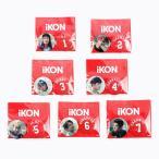 iKON BADGE SET (アイコンバッチセット)iKON DEBUT CONCERT【SHOWTIME】 公式グッズ/IKONオフィシャルグッズ