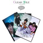 シークレットガーデン クリアファイル3枚セット キム・ジュウォン(ヒョンビン)&キル・ライム(ハ・ジウォン)シークレットガーデン グッズ