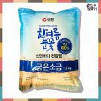 ★韓国キムチ材料★韓国産塩 泉印 天日塩 1.5Kg
