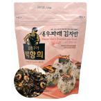 おすすめ!海苔研究家 「海老青海苔ジャバン」60g 韓国ふりかけ 味付けジャバン海苔 エビ 青のり
