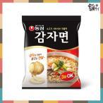 濃心 カムジャ麺 (韓国版)じゃがいも麺/韓国ラーメン/ガムジャ麺/ジャガイモ麺