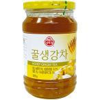 ★韓国食品/お茶★三和 蜂蜜 生姜茶(瓶) 510g