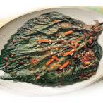 【冷蔵便選択必要!】 ★韓国本場味キムチ*おいしい おばちゃん 生ごまの葉キムチ 500g