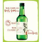 ★韓国食材*韓国お酒/韓国焼酎★眞路 チャミスル  CLASSIC  360ml