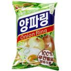 *韓国食材/韓国お菓子★農心 オニオンリング(ヤンパリング) 84g 容量増★