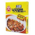 ★韓国レトルト食品★オットギ 3分タコ丼ソース(辛口) 150g