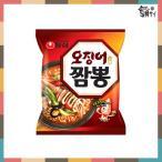 ★韓国食品★韓国ラ-メン*濃心 イカちゃんぽん 124g