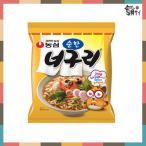 ★韓国食材/韓国ラ−メン★濃心 ノグリ ラーメン 120g◎小辛◎