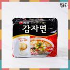 カムジャ麺(じゃがいも麺)マルチパック(5袋入) ★韓国ラーメン/農心/ノンシム/ガムジャ麺/じゃが芋麺