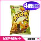 【韓国お菓子4個セット】【農心】バナナ-キック 4個セット snack