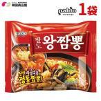 Yahoo!韓国商品館新商品 Paldo 火ブルチャンポン 1袋 x 139g ★パルド スープのクオリティが特に高いチャンポン 激辛チャンポン 韓国ラーメン /インスタントラーメン