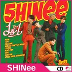 5次予約 SHINee(シャイニー)正規5集 1 of 1  ジョンヒョン作曲 アルバム/プリズム/SHINee WORLD V 発送10月中旬