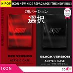 ����̵�� 2��ͽ�� iKON - IKON NEW KIDS REPACKAGE��THE NEW KIDS�ۥС���������� 1��9��ȯ��ͽ�� 1��23��ȯ��ͽ��