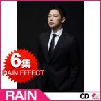 【韓国音楽】ピ(RAIN)-6集 RAIN EFFECT