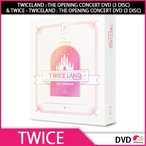 1��ͽ�������� TWICELAND : THE OPENING CONCERT DVD (3 DISC)  & TWICE - TWICEL ȯ��12��28�� 1���ȯ��ͽ��