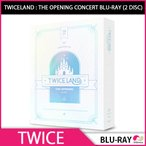 1次予約限定価格 TWICE TWICELAND : THE OPENING CONCERT BLU-RAY (2 DISC) BLU-RAY発売1月26日 2月2日発送