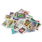 ヨーロッパの使用済み切手30枚