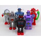 レトロロボット6個セット