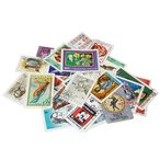 ヨーロッパの使用済み切手30枚★ゆうパケット発送OK