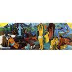 ポール・ゴーギャン「我々はどこから来たのか、我々は・・・」30x81cm 肉筆油絵複製画
