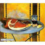 ポール・ゴーギャン「ハム」51x60cm 肉筆油絵複製画