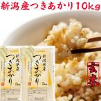 玄米 10kg 【5kg×2袋】 令和2年 新潟県産 つきあかり10kg(玄米)新米 玄米10kg 2020 美味しいお米 10kg 10キロ 美味しい玄米