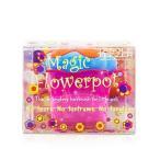 タングルティーザー マジック フラワーポット チルドレン ディタングリング ヘアブラシ #Popping Purple 1pc