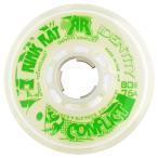 インラインスケート ウィール RINK RAT(リンクラット) CONFLICT 76A(4ヶ入)