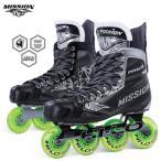 インラインホッケー スケート靴 MISSION(ミッション) インヘラー NLS04 SR