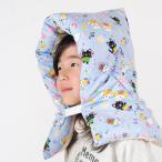 国産 綿100% 子ども用 防災頭巾 柄は色々あります 保育園・幼稚園〜小学校低学年程度迄におすすめです 安心可愛いねこサックス