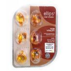 ショッピングオレンジ エリップス オレンジ ellips ヘアオイル 6粒 美髪 トラベルにも♪ ポイント消化にも♪ 新品 送料無料