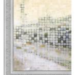 窓ガラスフィルム 3D 窓飾りフィルム SVK-L014-DM445 ガラス UVカット飛散防止 大モザイク 幅44.5cm 2枚入り
