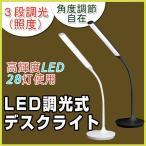 LED調光式デスクライト 楕円セード LEDデスクライト デスクスタンド 照度調節 LEDライト 勉強机 ライト照明 電気スタンド おしゃれ