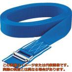 TRUSCO 簡易結束ベルト「くくり帯」 20mmX3m 青 KR203B