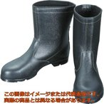 シモン 安全靴 半長靴 AS24 24.5cm AS2424.5