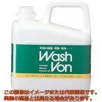 サラヤ 手洗い石けん液 ウォシュボンG 5kg 23947