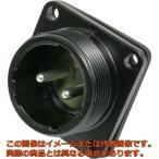 SANWA 防水コネクタ SNW-16 3極 RSM フロントマウント用 SNW-1603-RSM