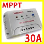 30Aチャージコントローラー MPPT方式ソーラーパネル専用コントローラー