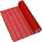 トラスコ ネットフェンス ロール オレンジ 1m×25m (1巻) 品番:TNF-1025-OR