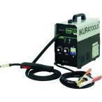 育良 インバータ半自動溶接機 100V(40057) (1台) 品番:ISK-SA090
