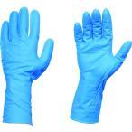 トラスコ 使い捨てニトリル手袋TGストロング 0.26 粉無青S 50枚 品番 TGNN26BS