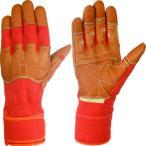 シモン  災害救助用手袋 KG-160 Lサイズ  人工皮革 アラミド繊維