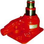 マサダ 二段式油圧ジャッキ(超低床式) (1台) 品番:HFD-10SK-2