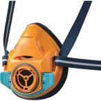 シゲマツ 防じん・防毒マスク TW01SC オレンジ M TW01SC-OR-M   重松製作所