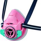 シゲマツ 防じん・防毒マスク TW01SC ピンク L TW01SC-PI-L   重松製作所